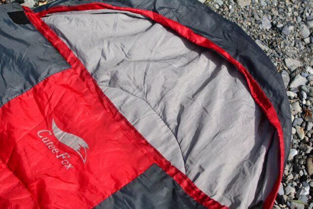 初心者にオススメなキャンプの寝袋