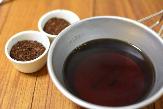 スノーピーク フィールドバリスタミル コーヒー キャンプギア