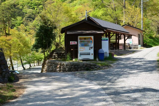 青根キャンプ場の紹介