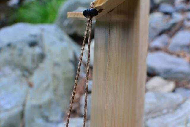 ソロキャンプのオシャレテーブル,ベルモントのヤマタク