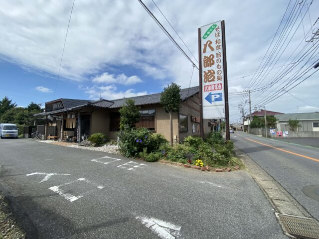 成田スカイフェイBBQの食事場所